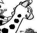 129. Kontra Girafarig