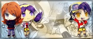 3. Seria Gold | Silver | Crystal - Manga Online!